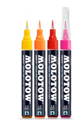 Markeri MOLOTOW™ GRAFX Aqua Ink Pump Softliner