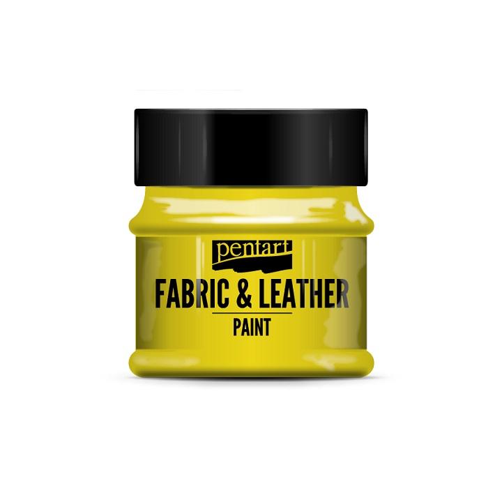 Boja za tekstil i kozu Pentart 50 ml