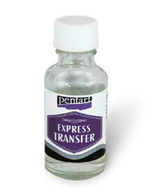 Rastvor za express transfer PENTART - 20 ml