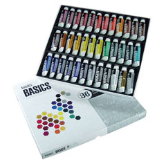 Set akrilnih boja Liquitex Basics - 36x22 ml