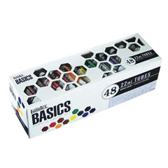Set akrilnih boja Liquitex Basics - 48x22 ml